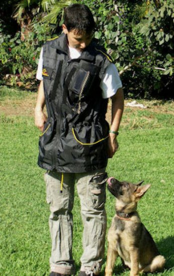 Ultra Light Weight Training Vest for Doberman Trainers