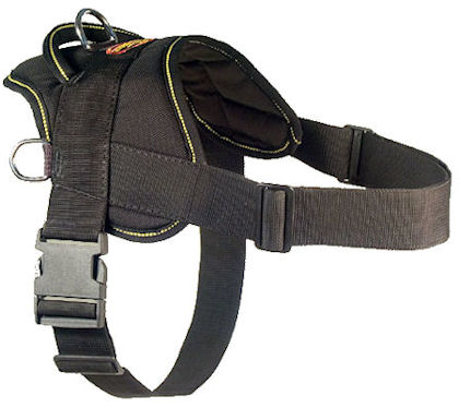 Nylon Designer Dog Harness for Doberman