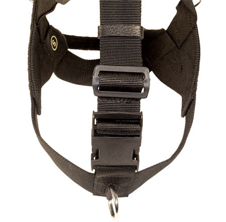 SAR Harness for Doberman-Search&Rescue NYLON DOG HARNESS