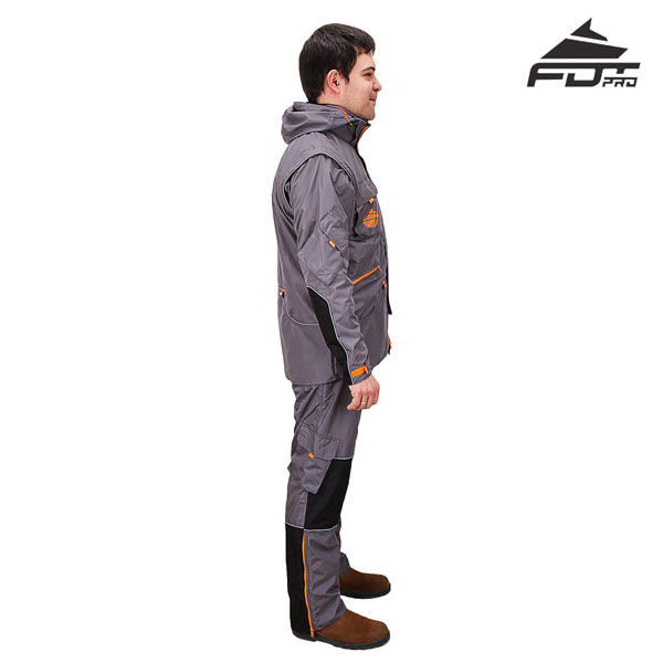 Strong All Weather Use Tracking Suit for Professional Dog Trainers