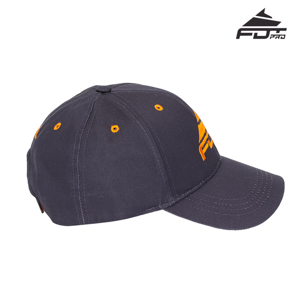 Reliable Easy to Adjust Snapback Cap for Dog Trainers