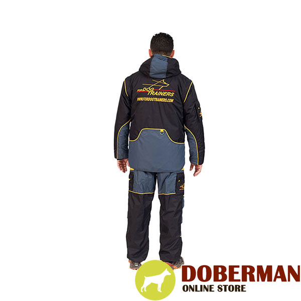Top notch Protection Bite Suit for Dog Training