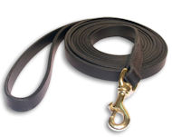 Width 2 cm leather dog leash 6FT