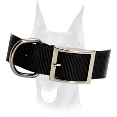 Extra strong nylon collar
