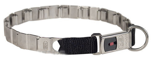 NECK TECH FUN STAINLESS STEEL Doberman collar - 19 inch (48 cm)