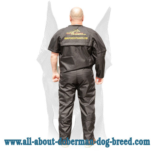 Schutzhund nylon suit for the helper